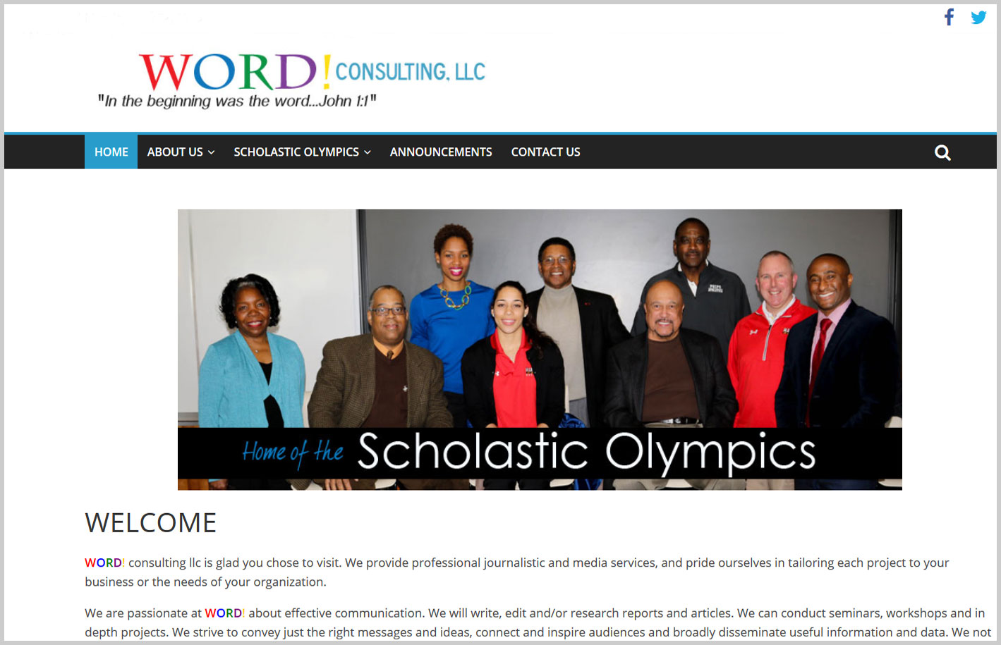Wording Consulting, LLC